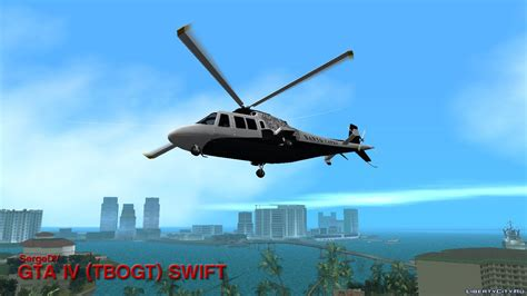 Planes And Helicopters For Gta Vice City