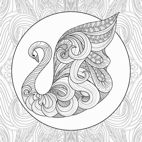 disegni da colorare uccelli disegni da colorare mandala fiori elegante disegni da