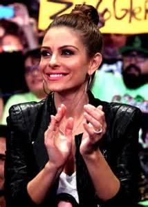 Maria Menounos WWE SummerSlam