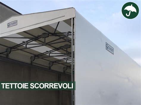 tettoie scorrevoli coperture industriali pvc capannoni mobili e tunnel