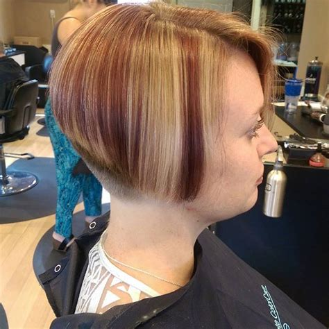 hottest stacked bob hairstyles hairstyles weekly