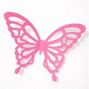 3d Schmetterlinge Wand : wandtattoo 3d schmetterlinge pink mit ornamenten muster ~ Whattoseeinmadrid.com Haus und Dekorationen
