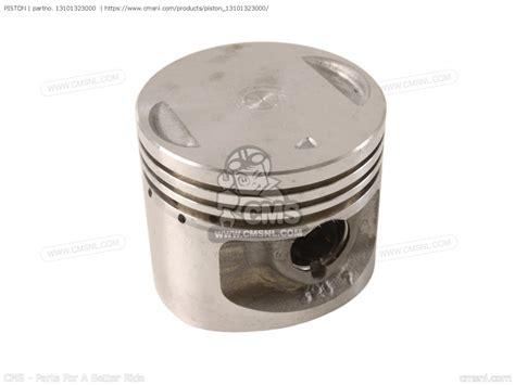 (13101323405) Piston Cb500k1 Four General Export 13101323000