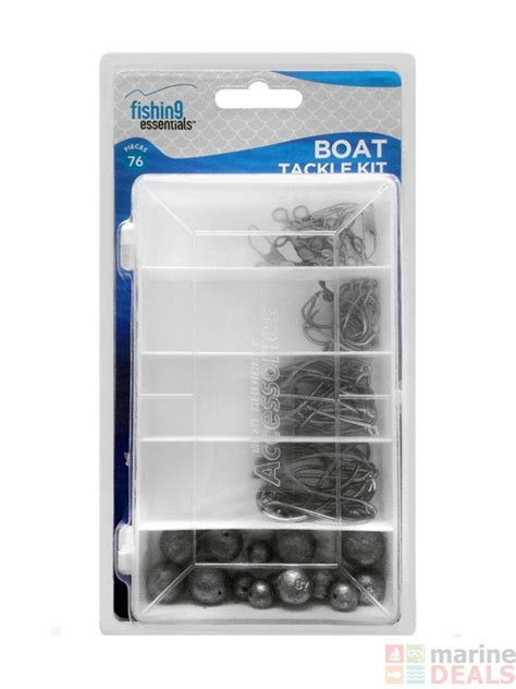 Buy A Boat Kit by Buy Fishing Essentials Boat Tackle Kit At Marine