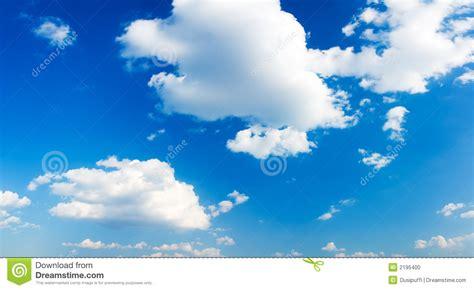 panorama de ciel nuageux photo stock image 2195400