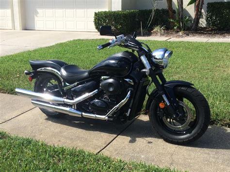 2007 Suzuki M50 by 2007 Suzuki Boulevard M50 Limited Motorcycles For Sale