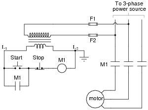Motor Control Circuits Worksheet Electric