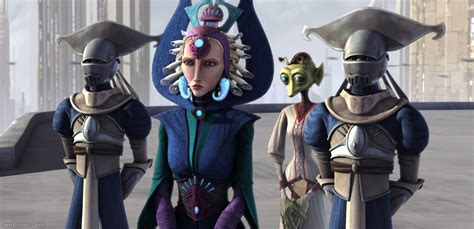 satine star war game characters