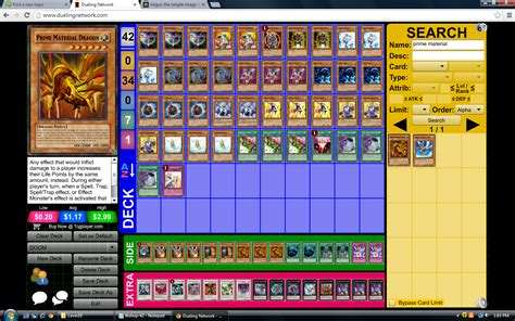 yugioh yubel deck recipe level 1 deck list by