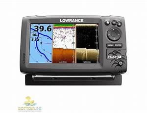 Lowrance Hook 7 Sonar    Downscan Imaging C  W Hdi Chirp