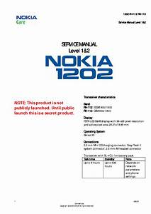 Nokia 1202 Rh