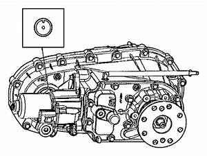 Jeep Grand Cherokee Transfer Case  Nvg146  Trac  Quadra