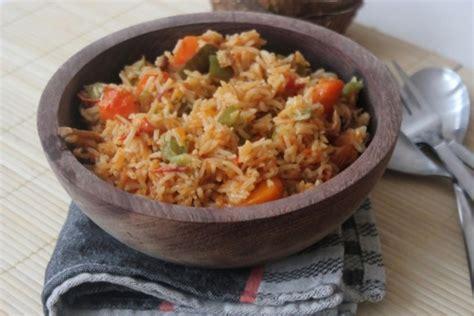 cuisine camerounaise recettes du cameroun le riz jollof