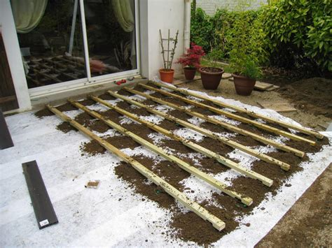 plots beton pour terrasse bois pose lame terrasse composite sur plots fy78 jornalagora