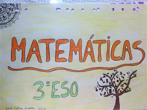 caratulas matematicas primaria imagui las mejores caratulas de matem 225 ticas