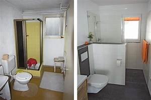 Kleines Wohnzimmer Vorher Nachher : vom badezimmer zur wellnesszone ~ Bigdaddyawards.com Haus und Dekorationen