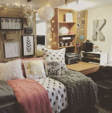 Replace Your Dim Dorm Room With Cute Dorm Room Ideas