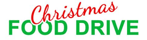 food drive clipart eighth annual 12 days of food drive launched