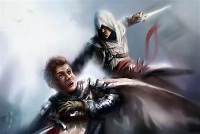 Creed Templar Odyssey Assassin 4k Wallpapers Games