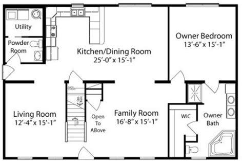 tyler   american homes  story floorplan