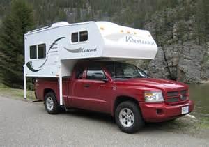 Dodge Dakota Pick Up Camper