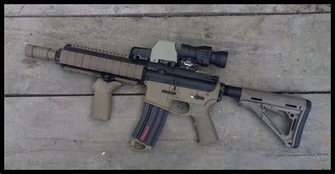 custom airsoft guns  accessories custom agm hk wmagpul  receiver