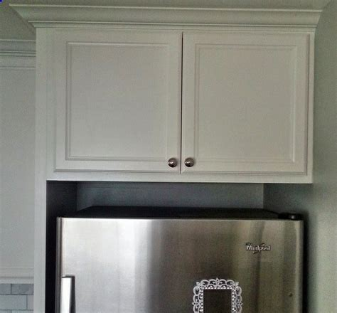 installing wine cooler in existing cabinet collection of over the refrigerator cabinet over the