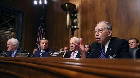 attorney general nominee bill barrs confirmation hearing