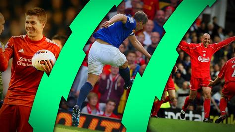 Everton v Liverpool: Best Merseyside derby moments in the ...