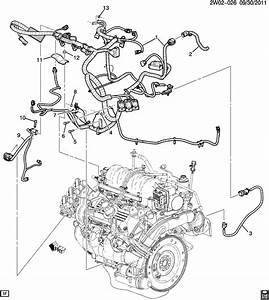 Buick Lacrosse Engine Wiring Harness Diagram