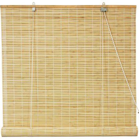 bamboo roll up blinds bamboo roll up blinds 72 quot x 72 quot walmart