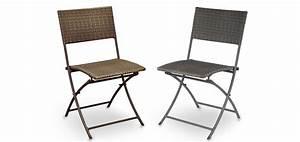 Chaise Exterieur Design : chaise exterieur table pliante jardin maison boncolac ~ Teatrodelosmanantiales.com Idées de Décoration