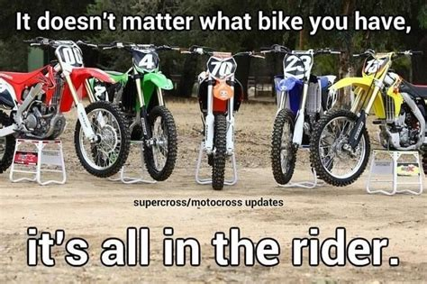 Dirt Bikes, Dirt Bike