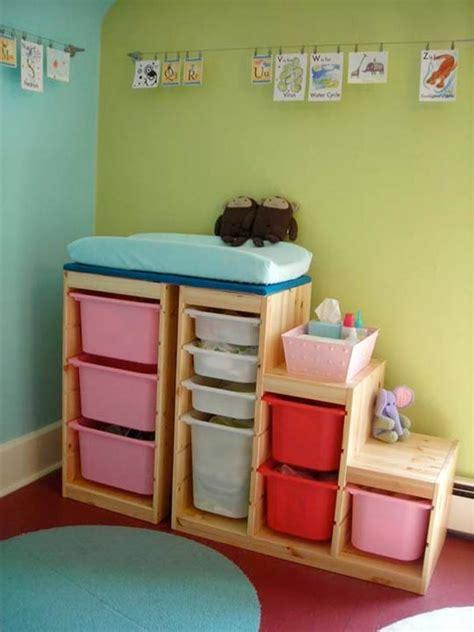 ikéa chambre bébé 10 idées originales pour utiliser les trofast d 39 ikea