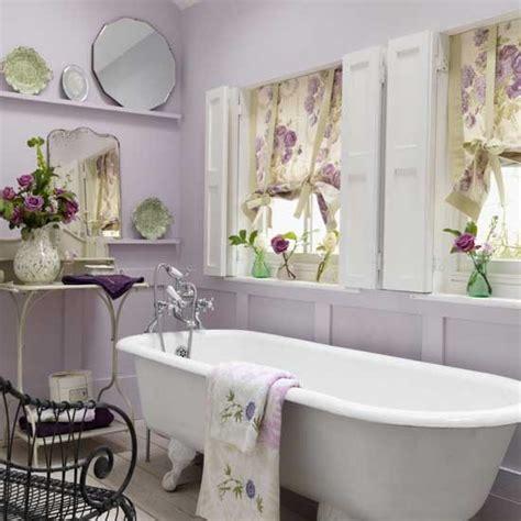 Lavender Bathroom Ideas by 33 Cool Purple Bathroom Design Ideas Digsdigs