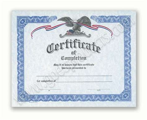 ca certificate completion eagle