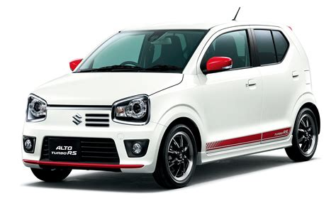 2018 Suzuki Alto Turbo Rs Is Pocket Racer From Japan
