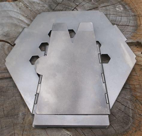 vargo titanium hexagon wood stove backpacking camping