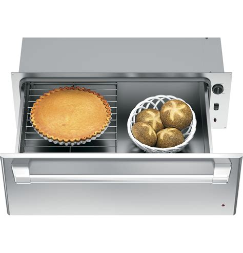 ge cafe series  warming drawer cwsjss  appliances