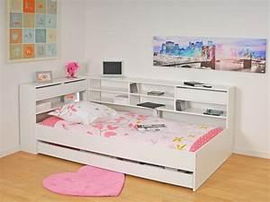 Kinderbett Günstig Mit Matratze : kinderbett mit bettkasten renato ii 90x190cm g nstig ~ Indierocktalk.com Haus und Dekorationen