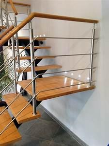 votre plan d39escalier en 3d avec le bureau d39etude divinox With faire plan maison 3d 13 garde corps escalier design et verriare sur mesure en