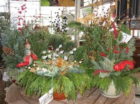 fresh christmas centerpieces fresh centerpieces pahl s market apple valley mn