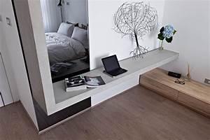 Contemporary, Bedroom, Shelving