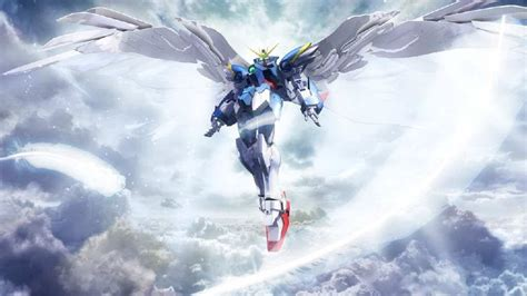 gundam mobile suit 42 gundam wing zero custom wallpapers wallpaper cave