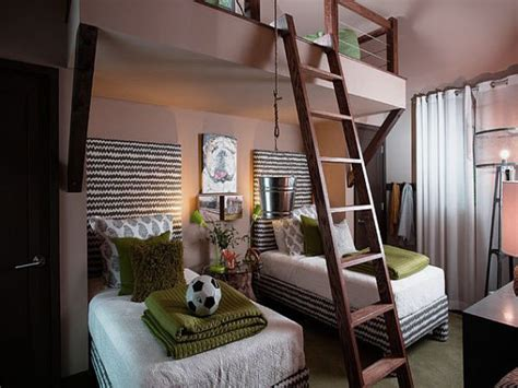 Creative Bedroom Decorating Ideas, Boys Sports Room Ideas