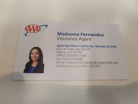 Aaa auto insurance offers drivers the best insurance rates at the lowest prices across the united states. AAA Insurance - Insurance - 632 W Shaw Ave, Fresno, CA - Phone Number - Yelp
