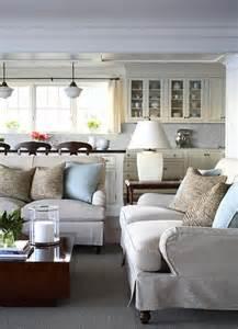 Cottage Farmhouse Living Room Decor