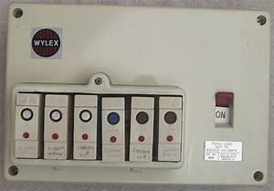 Old Style Fuse Box Circuit Breakers  Pz51  U2013 Roccommunity