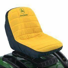 John Deere Seat Cover Tractor X300 X304 X320 X324 X340