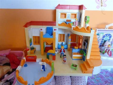 la garderie playmobil l 39 espace de jeu préféré de